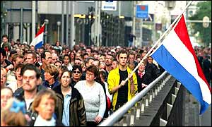 March to commemorate Pim Fortuyn