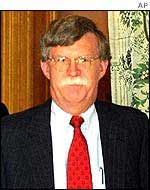US Under Secretary of State, John Bolton