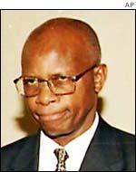 Zanu-PF's Patrick Chinamasa