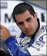 Juan Pablo Montoya hopes his Williams can close the gap on Ferrari