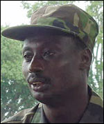 Brigadier Aronda, commander of Operation Iron Fist at Palataka