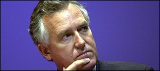 Peter Hain MP, Europe minister
