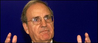 George Mitchell, peace negotiator
