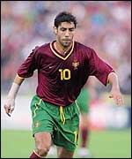 Portugal's Rui Costa