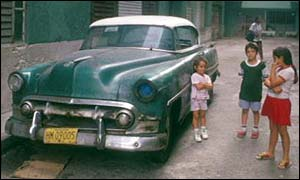 Children in Havana
