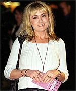 Caroline Aherne moved to Australia in June 2001