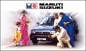 Maruti suzuki joint venture details