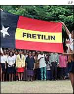 Fretilin rally (archive)