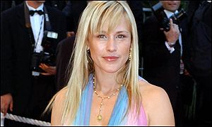 Actress Patricia Arquette was one of the Hollywood stars to walk down the red carpet