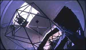 Mirror, Keck Observatory