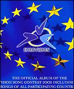 Album cover promotes European harmony
