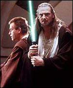 Ewan MacGregor and Liam Neeson