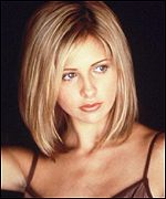 Sarah Michelle Gellar stars as Buffy