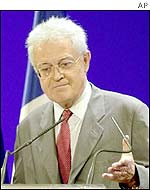 The former leader of the French Socialists, Lionel Jospin