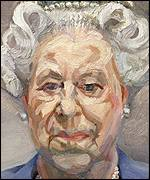 Lucian Freud's portrait of The Queen