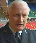 Former chief superintendent Gerry Toms