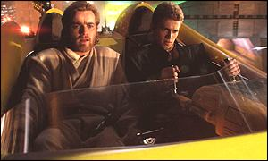 Ewan McGregor and Hayden Christensen appear in Star Wars