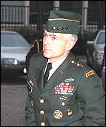 [ image: General Wesley Clark: Talks with Milosevic]
