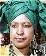 [ image: Winnie Madikizela-Mandela: 'Mentioned by name']