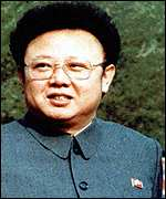 [ image: Kim Jong- il is to meet Mr Chung and his cows]