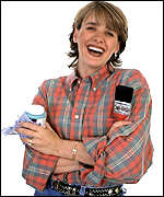 [ image: Carol Smillie: So exciting]
