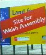 [ image: The assembly will go ahead - but without Ron Davies]