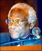 [ image: Desmond Tutu: The commission's driving force]
