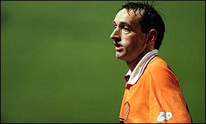 Former Scottish international Pat Nevin