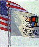 Microsoft flags
