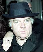 [ image: Van Morrison: Backing the peace album]