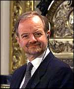 [ image: Robin Cook: Warned Iraq that the UK remains ready to carry out air strikes]