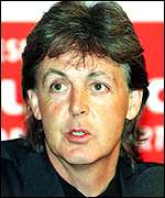 [ image: Sir  Paul McCartney: Mo Mowlam's favourite]