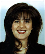 [ image: Monica Lewinsky's official White House photo]