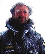 [ image: Sir Ranulph Fiennes: Inspired by Lord Hunt]