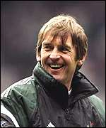 [ image: Would Kenny fancy a return to Scottish football?]