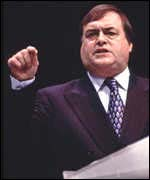 [ image: John Prescott: Condemned the press's handling of the Brown case]