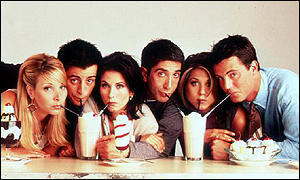 The Friends cast currently command  $100,000 an episode