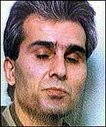 [ image: Hamid Shamsollahi...jailed for 18 years]