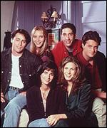 [ image: The cast of Friends: Reported to be demanding a pay rise]