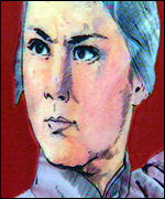 [ image: Mao's wife commissioned artwork before her death]