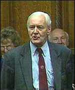 [ image: Tony Benn wants an elected upper house]
