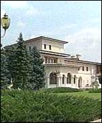 [ image: Magnificent Snagov Palace]