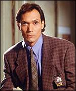 [ image: Jimmy Smits: Written out of the ABC hit series NYPD Blue]