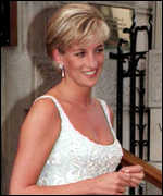 [ image: Diana blamed Camilla for the failure of her mariage]