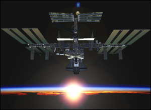 BBC News   ISS   Starovoitova for space station name