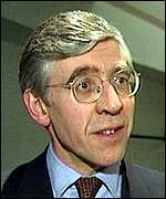 [ image: Jack Straw: Decision due on 11 December]