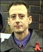 [ image: Peter Tatchell: One of the most prominent homosexual rights campaigners]
