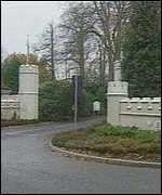 [ image: The Wentworth estate: It is not known who is taking the general in]