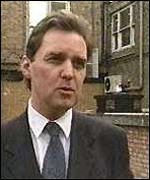 [ image: Alan Milburn: 'the government has no patience with prescription cheats']