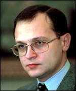 [ image: Yeltsin appointed Kiriyenko to head up Russian reforms - but replaced him within months]